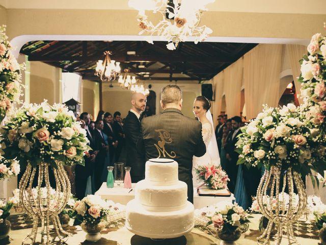 O casamento de Francielly e Marcelo