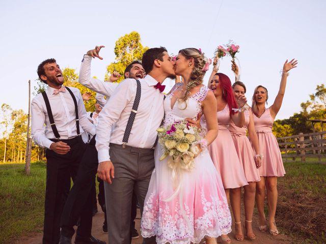 O casamento de Lucas e Raquel em Rio Pardo, Rio Grande do Sul 97
