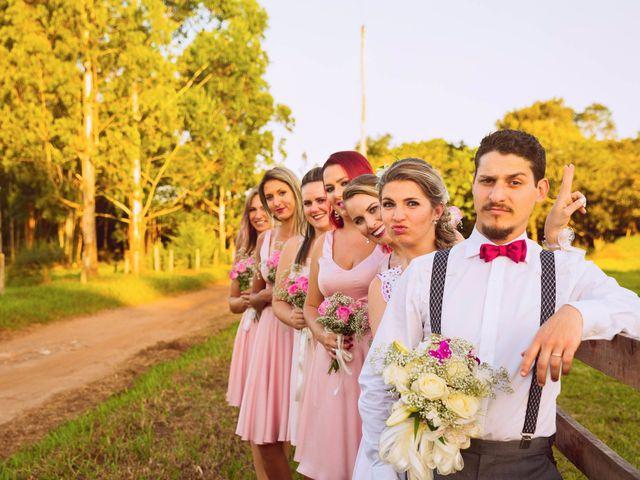 O casamento de Lucas e Raquel em Rio Pardo, Rio Grande do Sul 99