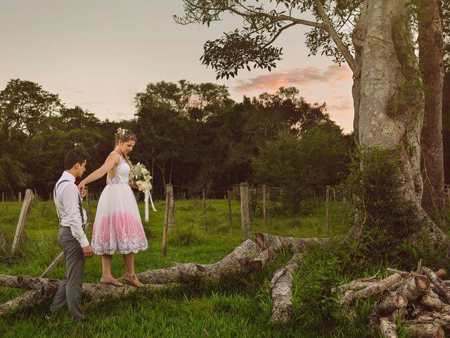 O casamento de Lucas e Raquel em Rio Pardo, Rio Grande do Sul 112