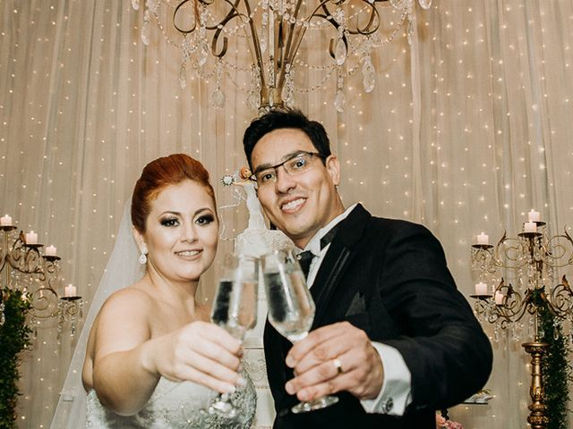 O casamento de Paloma e Régis