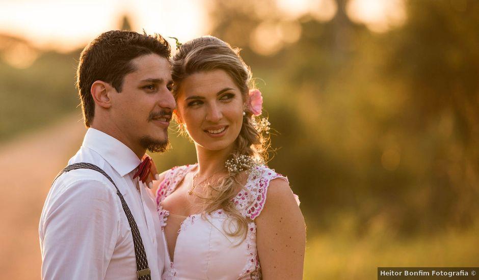 O casamento de Lucas e Raquel em Rio Pardo, Rio Grande do Sul