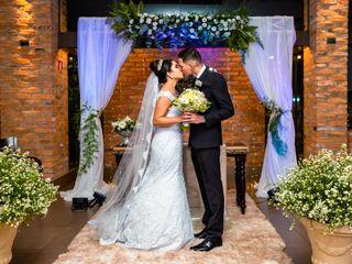 O casamento de Bruna e Christian