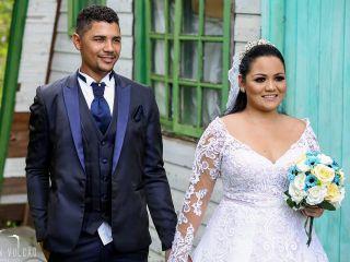 O casamento de Deyse e Ruan  2