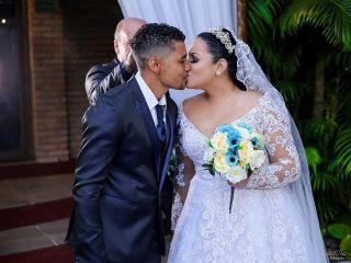 O casamento de Deyse e Ruan