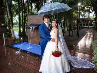 O casamento de Larissa e Everton
