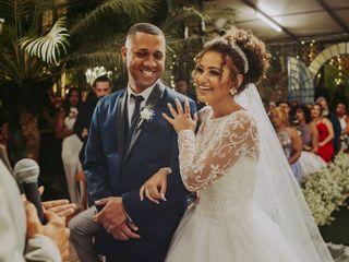 O casamento de Juliana e Nilson