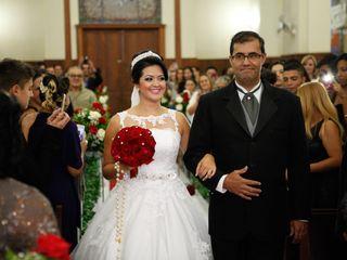 O casamento de Lucas e Talita 2