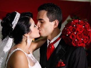 O casamento de Lucas e Talita