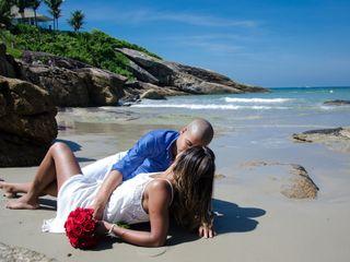 O casamento de Camila e Rafael 3