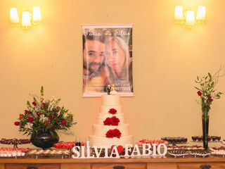 O casamento de Silvia e Fábio 2