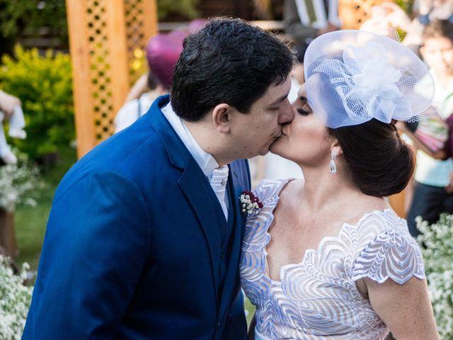 O casamento de Joyce e Alan