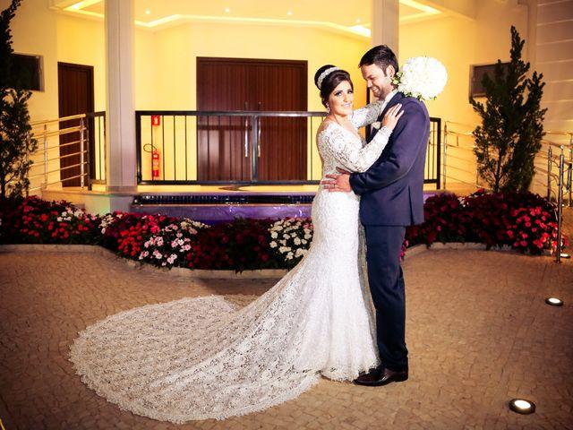 O casamento de Polyanna e Maik