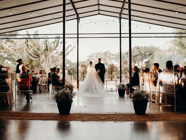 O casamento de Franciele e Evair