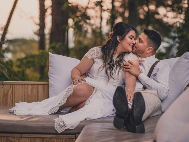 O casamento de Juliane e Sury