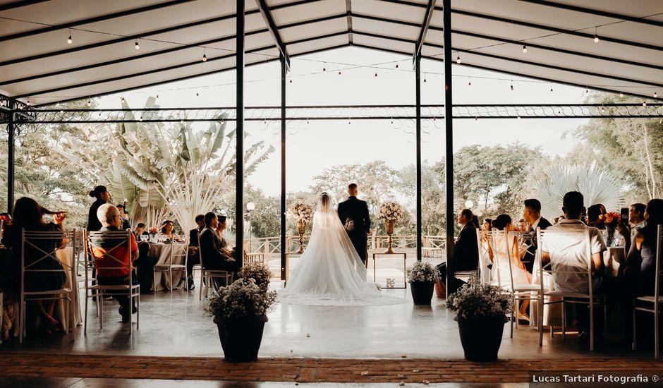 O casamento de Evair e Franciele em Monte Mor, São Paulo