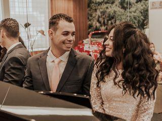 O casamento de Jhully e Joabe 2