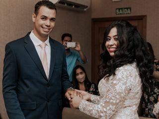 O casamento de Jhully e Joabe 3
