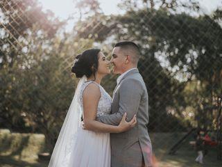 O casamento de Bianca e Ítallo