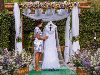 O casamento de Dani e Paulo 1