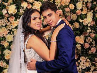 O casamento de Debora e Douglas