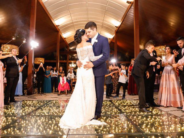 O casamento de Natallia e Land