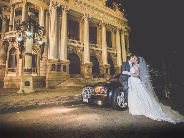 O casamento de Isabela e Danilo