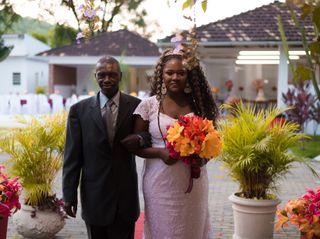 O casamento de Davi e Isabel 2