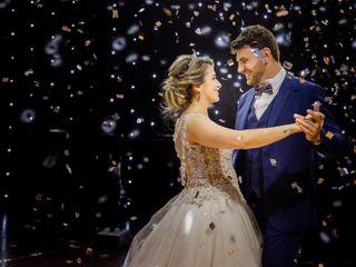 O casamento de Simone e Anderson