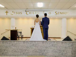 O casamento de Carla e Leandro 2