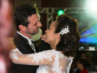 O casamento de Rafael e Larissa