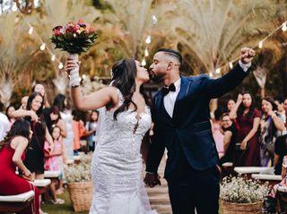 O casamento de Tainara e Luiz