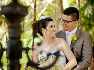 O casamento de Guíssila e Felipe