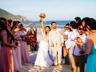O casamento de Natalia e Bruno