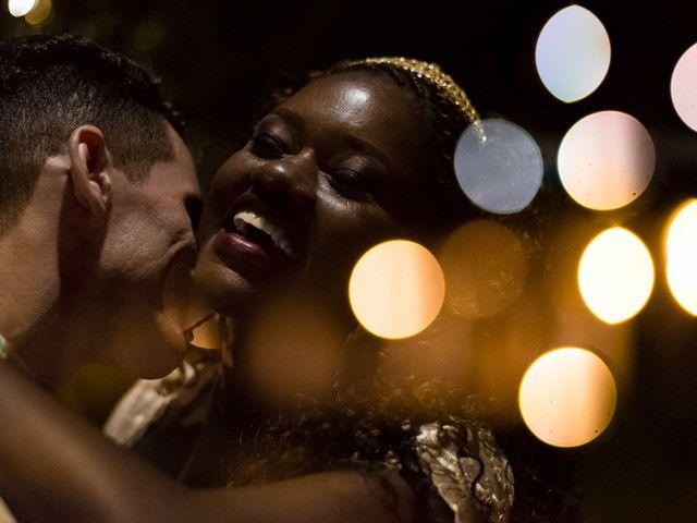 O casamento de Davi e Isabel