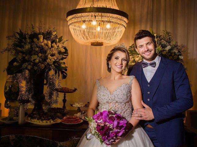 O casamento de Anderson e Simone em Dois Vizinhos, Paraná 2