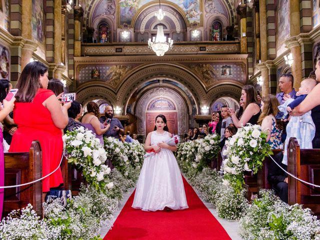 O casamento de Tiago e Francielle em Santo André, São Paulo 21
