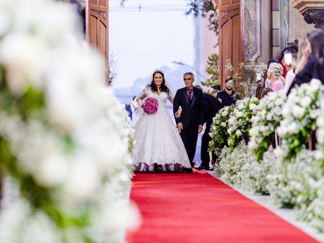 O casamento de Tiago e Francielle em Santo André, São Paulo 23