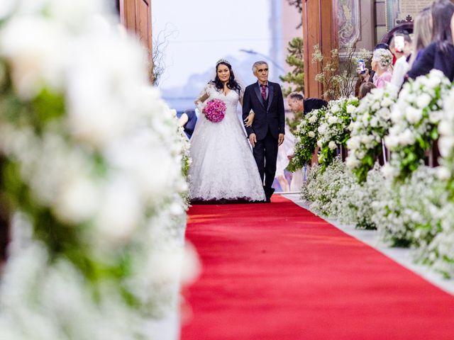 O casamento de Tiago e Francielle em Santo André, São Paulo 24