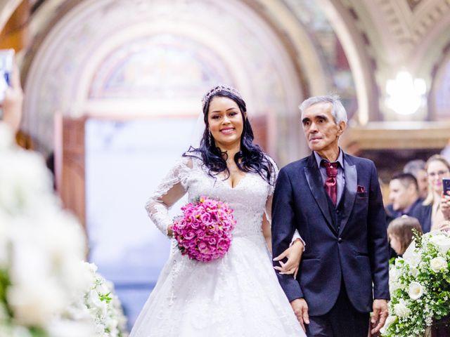O casamento de Tiago e Francielle em Santo André, São Paulo 25