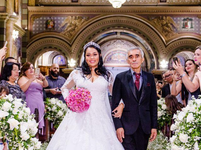 O casamento de Tiago e Francielle em Santo André, São Paulo 26