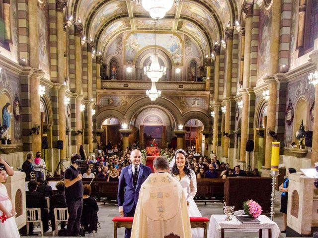 O casamento de Tiago e Francielle em Santo André, São Paulo 28
