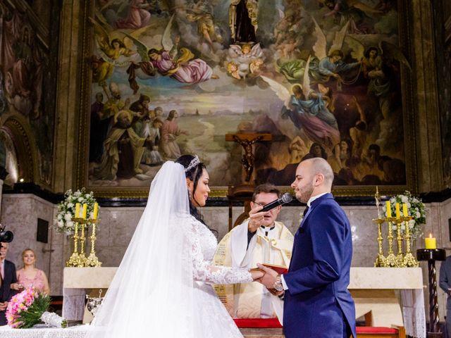 O casamento de Tiago e Francielle em Santo André, São Paulo 29