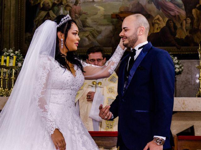 O casamento de Tiago e Francielle em Santo André, São Paulo 30