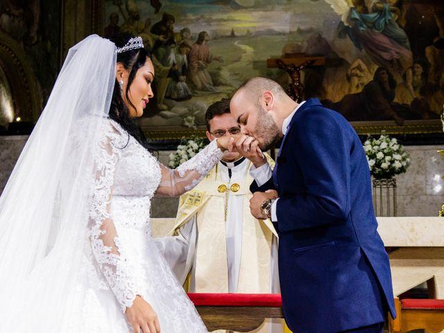 O casamento de Tiago e Francielle em Santo André, São Paulo 31