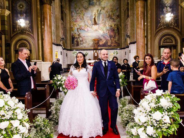 O casamento de Tiago e Francielle em Santo André, São Paulo 1