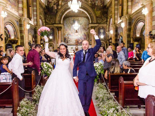 O casamento de Tiago e Francielle em Santo André, São Paulo 34