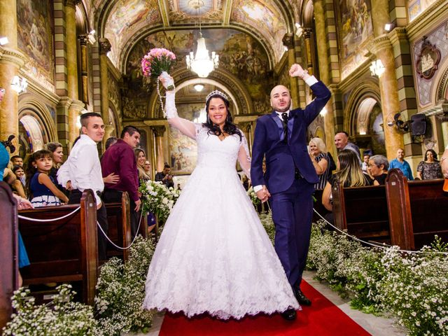 O casamento de Tiago e Francielle em Santo André, São Paulo 35