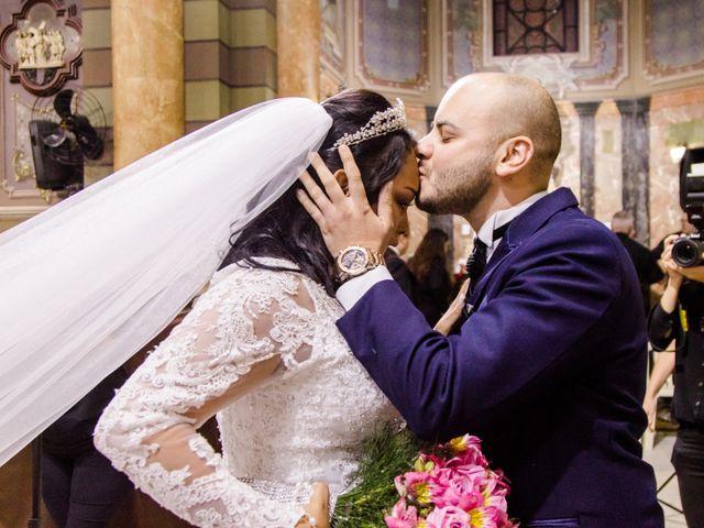O casamento de Tiago e Francielle em Santo André, São Paulo 36