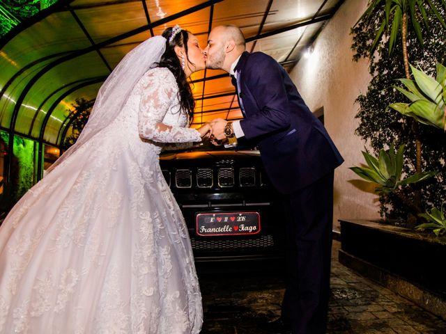 O casamento de Tiago e Francielle em Santo André, São Paulo 48